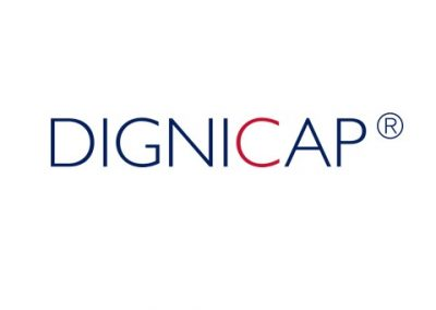 DigniCap Square-logotypen